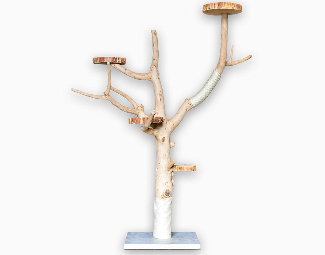 naturkratzbaum nº3 - catnature - ihr spezialist für hochwertige