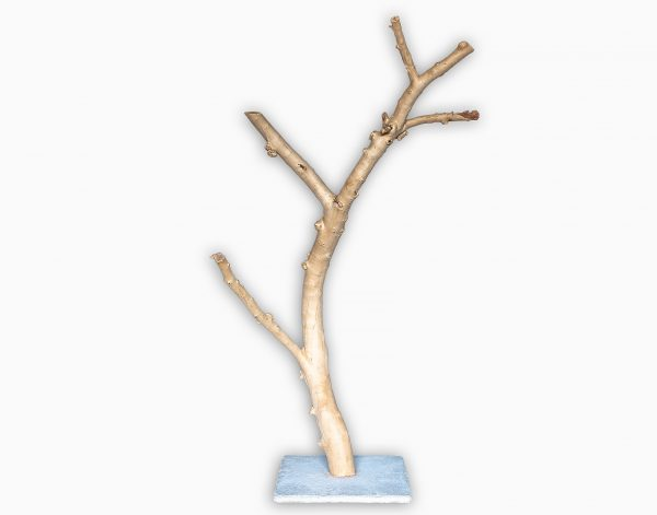Naturkratzbaum Vollholz Rohling 37