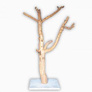 Naturkratzbaum Vollholz Rohling-41