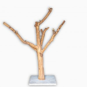 Naturkratzbaum Vollholz Rohling-42