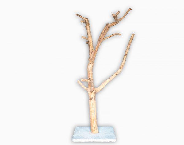 Naturkratzbaum Vollholz Rohling-43