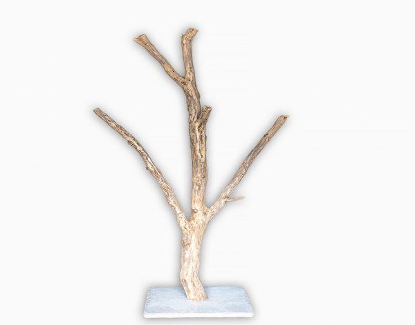 Naturkratzbaum Vollholz Rohling-48