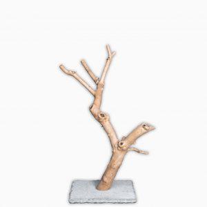 Designkratzbaum für Katzen Rohling-49